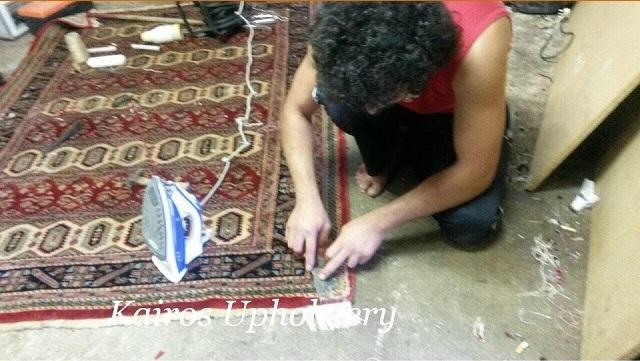 rug repairing