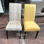7 Furniture reupholstery