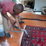 7 Rug cleaning